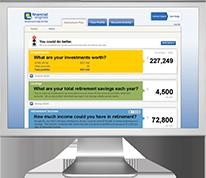 Online Advice | Financial Engines' Comcast Portal